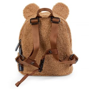 Childhome - My First Bag Kinderrugzak - Teddy Beige