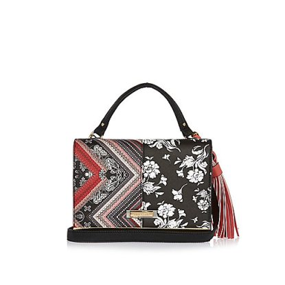 black print cross body handbag.jpeg