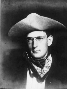 Maynard Dixon c. 1903