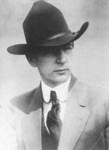 Maynard Dixon c. 1906