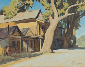 Maynard Dixon Biography Old Chinatown Maynard Dixon Carson City September 1937