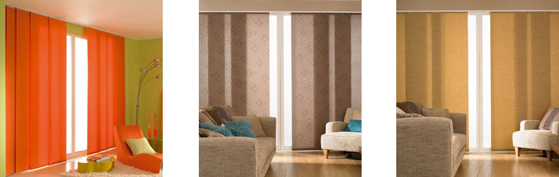 made to measure panel blinds fleet