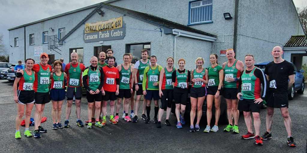 Mayo AC at Carra Classic 8k