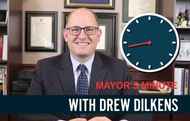 Celebrating 2017 Mayor's Awards