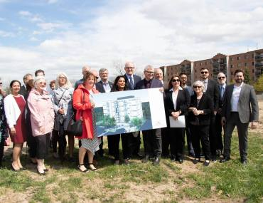 Meadowbrook Affordable Housing Announcement