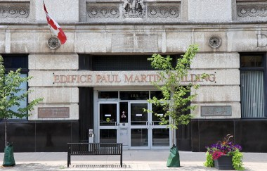Paul Martin Building update