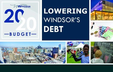 2020 Budget: Lowering Windsor's debt