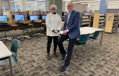 Mayor's Minute(s): Central Branch of WPL opens