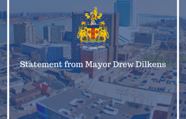 Statement from Mayor Drew Dilkens June 24, 2020