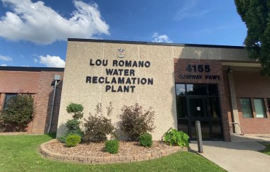 Behind-the-scenes at Lou Romano Plant