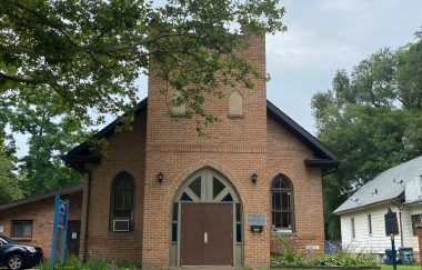A visit to historic Sandwich First Baptist Church