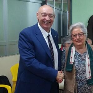 Angelina Fernández, nueva presidenta de Aesfas