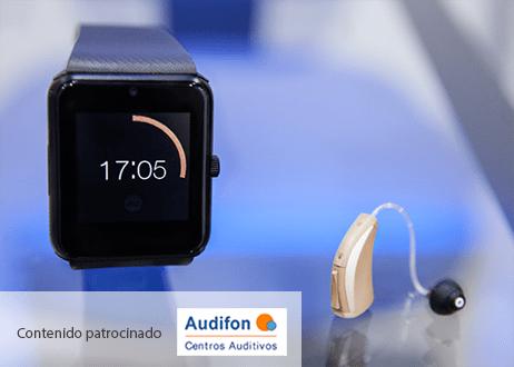 Los audífonos son un elemento más para mejorar la salud auditiva.
