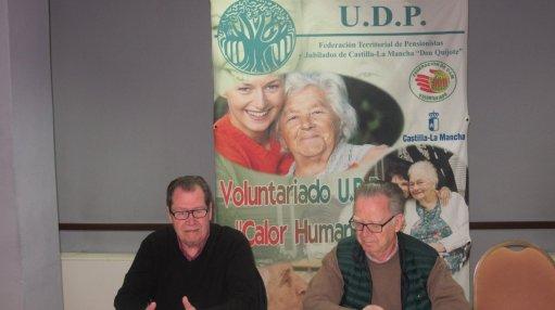 Talavera de la Reina (TO). Cursos Voluntariado Social UDP-CLM.