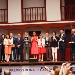 La Reina entrega los Premios Reina Letizia 2018 al trabajo en favor de la inclusión de la discapacidad