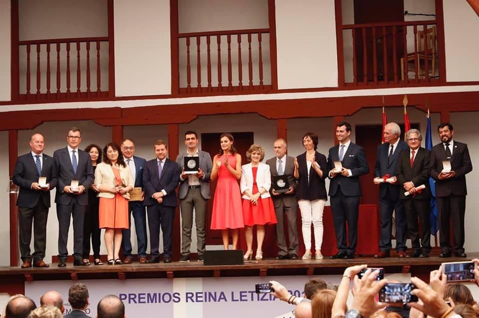 Premios Reina Sofía 2018-2019