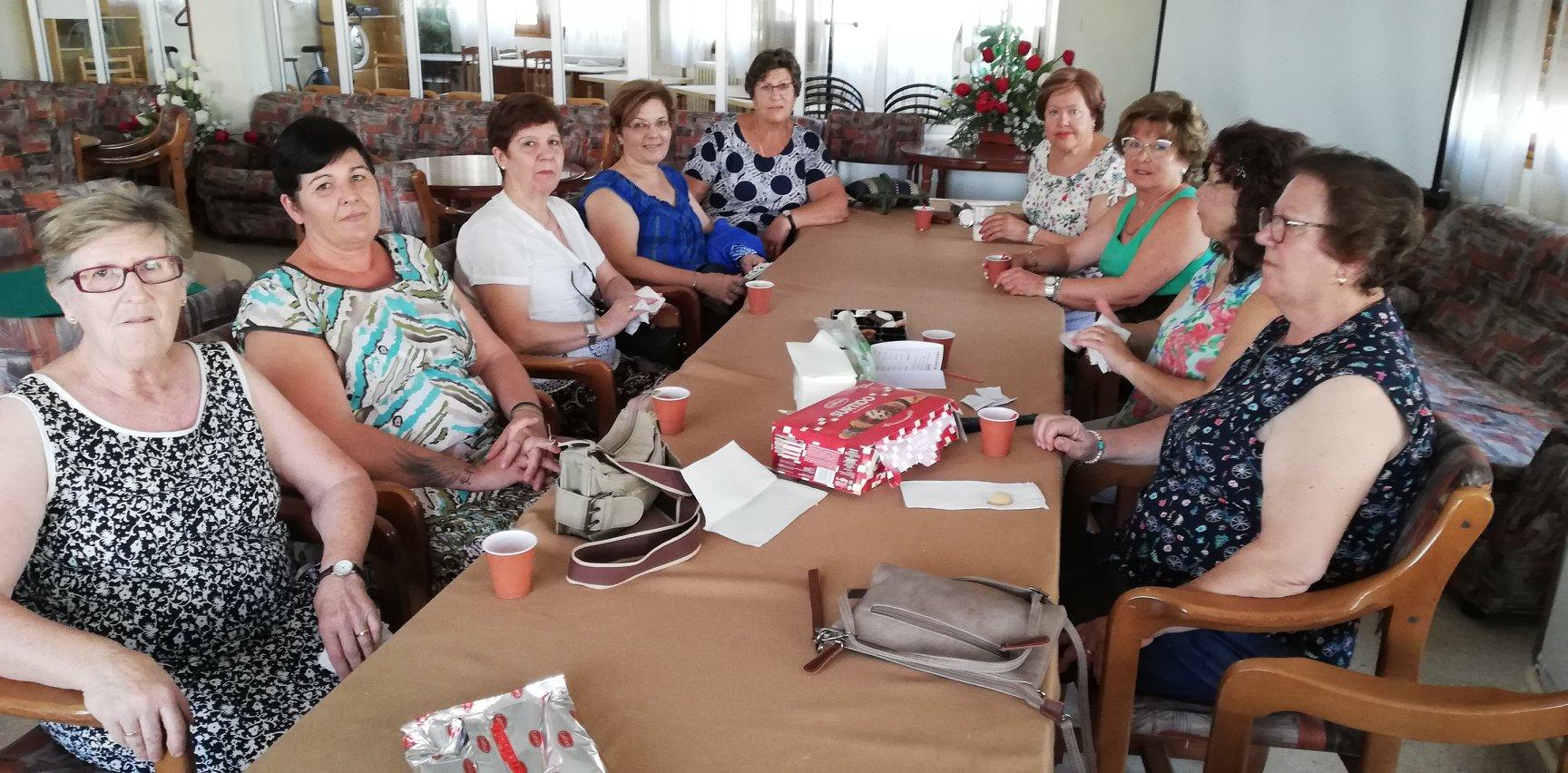 Reunión de Seguimiento de Voluntarias de UDP Madrigueras