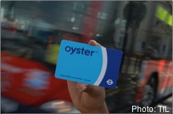 Oyster £3 deposit extended to season tickets