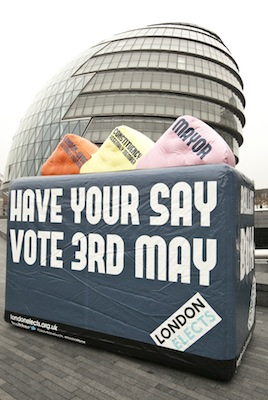 Londoners urged to have their say