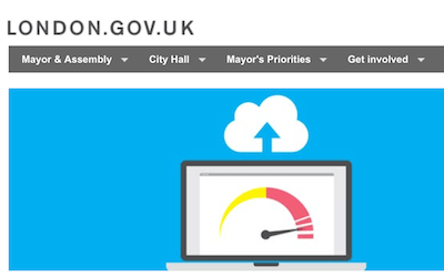 City Hall's website is to get a much-needed makeover.