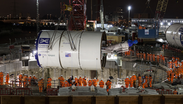 Ministers urged to learn lessons from Crossrail's success