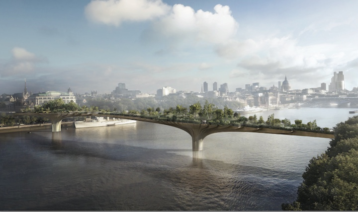 Image: Garden Bridge Trust/Heatherwick Studios