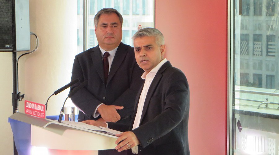 Sadiq Khan vows to scrap funding for Boris's cable car to fund fares freeze