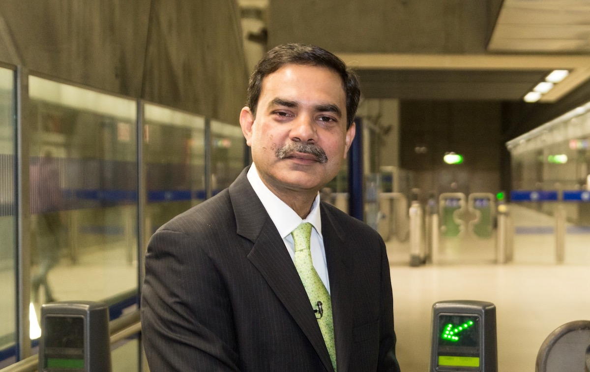Shashi Verma, TfL's Chief Technology Officer and Director of Customer Experience, announced the deal on Wednesday