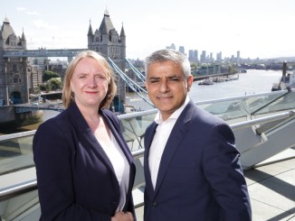 What's Sadiq's solution for London's unacceptable gender-pay gap?