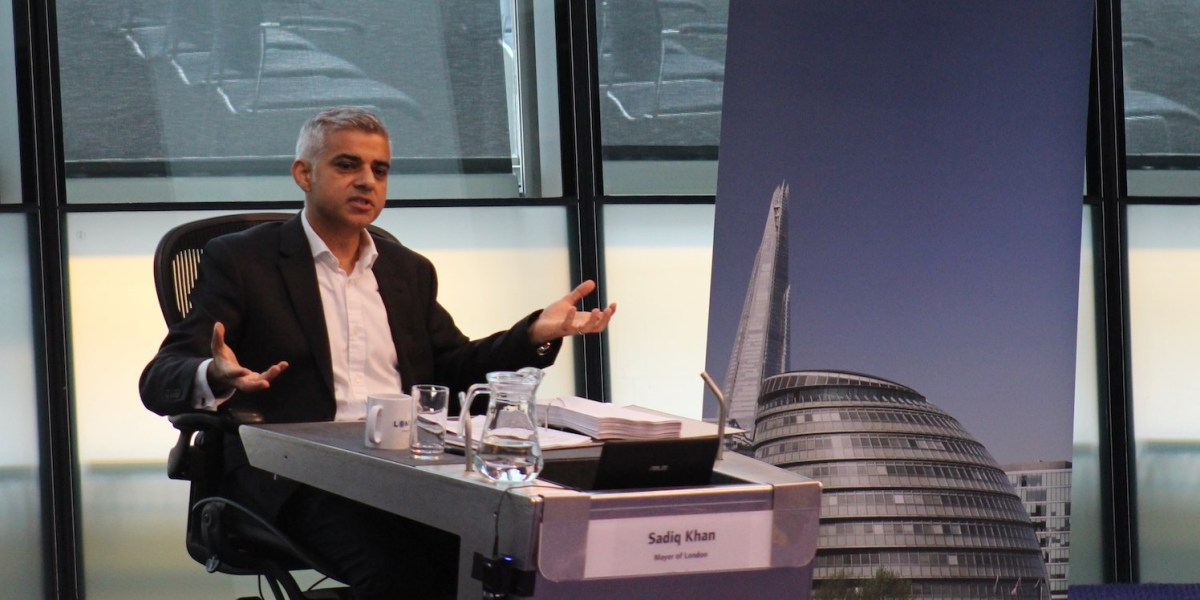 "Sadiq accused of ""poor leadership"" after blaming civil servants for failures in police station closure consultation"