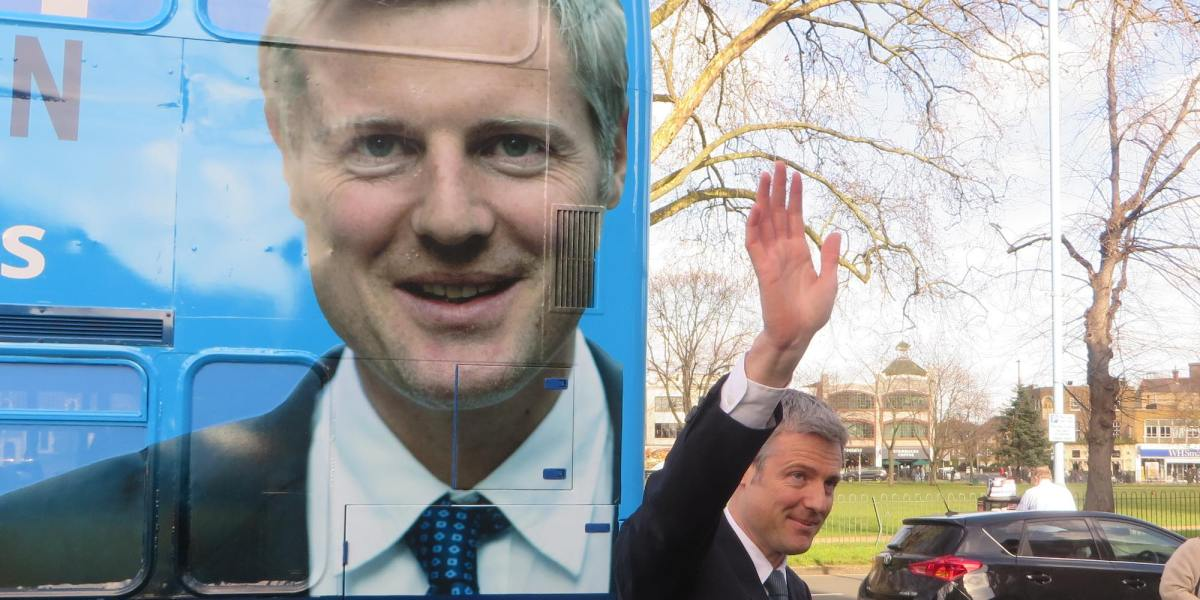 Zac's Back – Richmond Tories throw Goldsmith a political lifeline