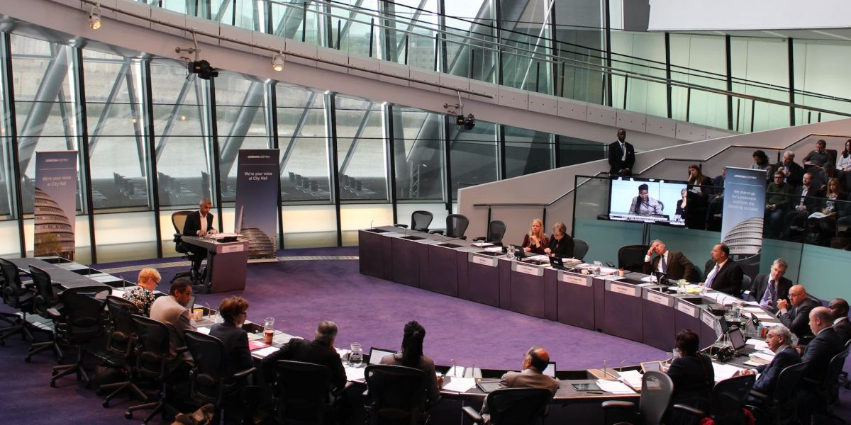 Reviewing London's voting system could allow us to better represent London's growth areas