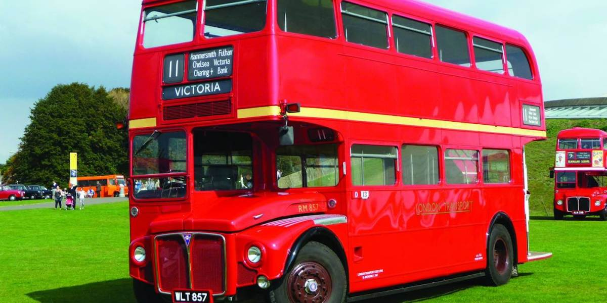 Transport for London and Hachette Partworks announce new 'build your own Routemaster' magazine