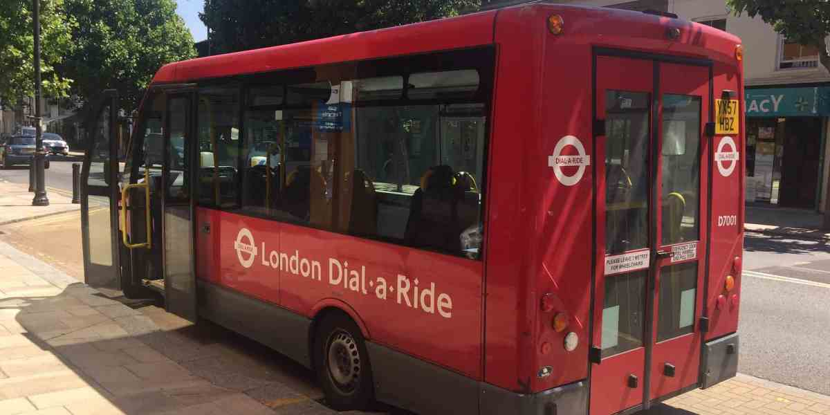FOI reveals Dial-A-Ride's bus fleet is so old that half its buses entered service when Ken Livingstone was Mayor