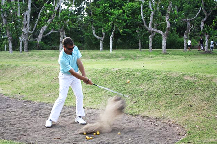 Golf Club Ylang - Tourisme Mayotte