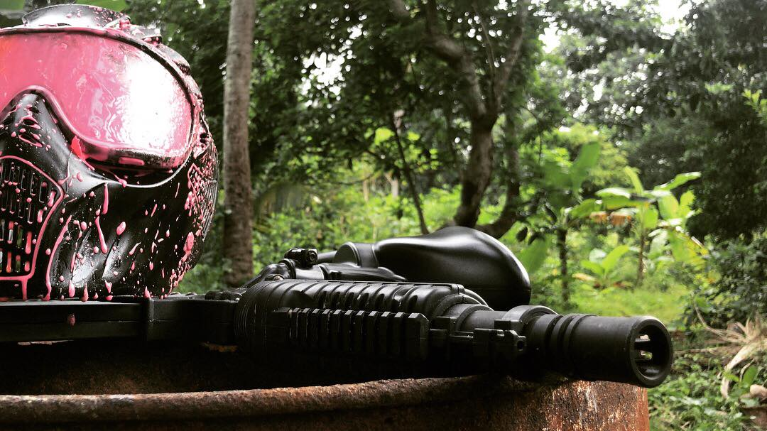 MAY WILD PAINTBALL - Tourisme Mayotte