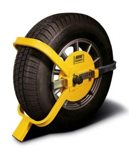 9065 wheel clamp