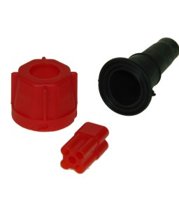 804pr radex red plug kit