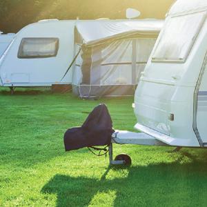 caravan and trailer security