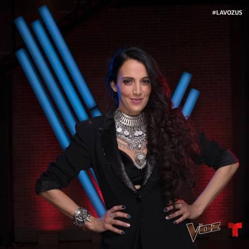 Apoya a Mayré Martínez con tu voto cada semana en La Voz US por Telemundo