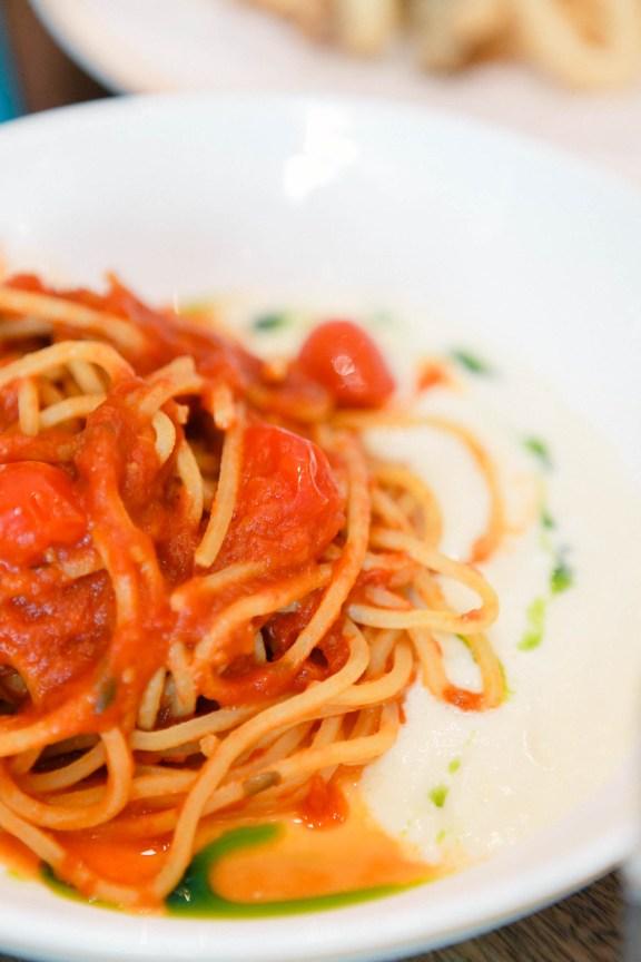 Lunch at Oretta Ristorante | King West | Toronto