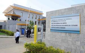 Centre des impots des entreprises - Gabon