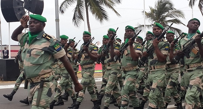Gabon - Masse salariale de l'Etat : évolution par administration, salaires moyens et poids de chaque ministère (Volet 3/5)