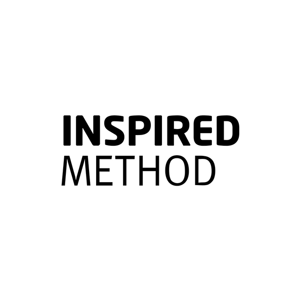 Inspired Method logo text without icon