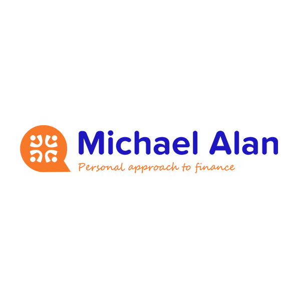 Michael Alan branding logo