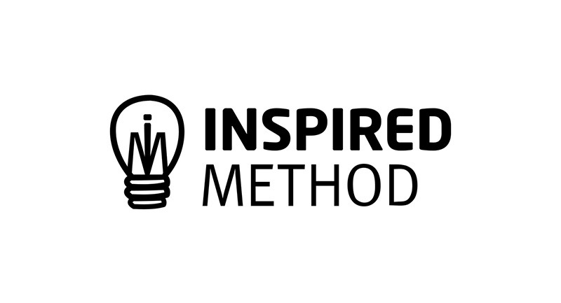 Inspired Method logo design cover
