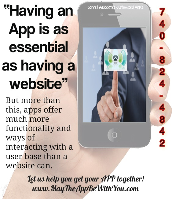 Customized Mobile Business App's.