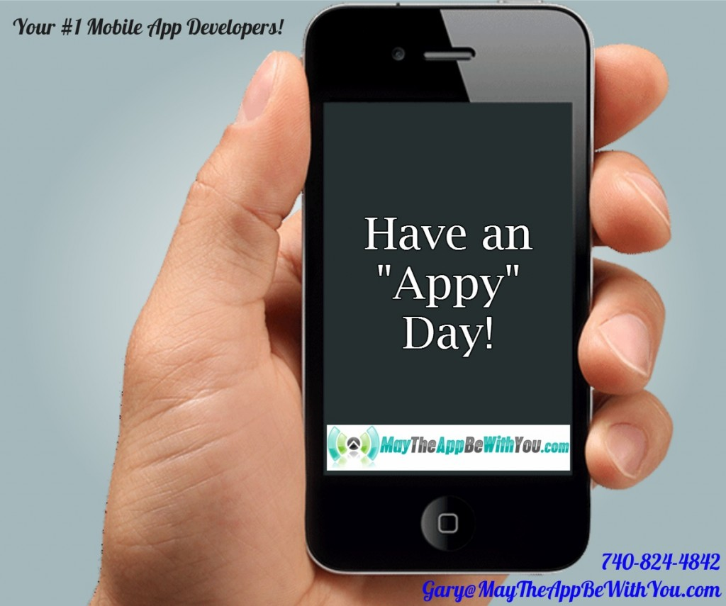have an appy day