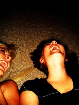 Laughter photo by trintrinkurbstompa