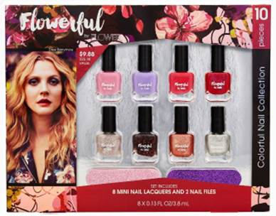 FLOWER Nail Color Collection